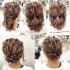 Formal Short Hair Updo Hairstyles