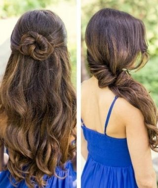 Easy Updo Hairstyles For Long Straight Hair