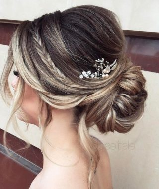 Elegant Wedding Hairstyles For Bridesmaids