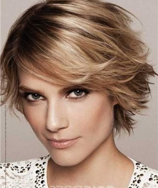 Feathered Pixie Haircuts