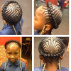 Cornrows Hairstyles Without Extensions (Photo 3 of 15)