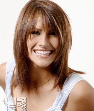 Choppy Layers Hairstyles With Face Framing