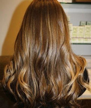 Maple Bronde Hairstyles With Highlights