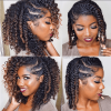 Fierce Mohawk Hairstyles With Curly Hair (Photo 18 of 25)