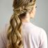 Ponytail Fishtail Braided Hairstyles