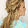 Fishtail Crown Braid Hairstyles (Photo 19 of 25)