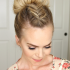 Undone Fishtail Mohawk Hairstyles
