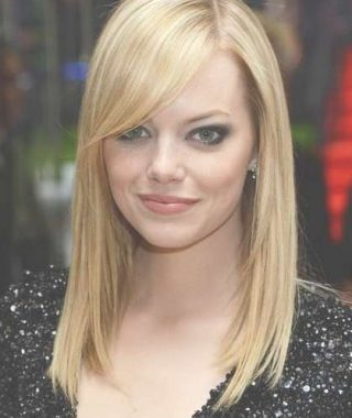 Medium Hairstyles For Women With Big Foreheads