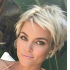 Messy Short Haircuts For Women