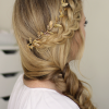 Thick Two Side Fishtails Braid Hairstyles (Photo 19 of 25)