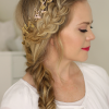 Messy Side Fishtail Braided Hairstyles (Photo 18 of 25)