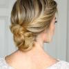 Criss-Cross Braid Bun Hairstyles (Photo 16 of 25)