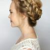 Milkmaid Crown Braided Hairstyles (Photo 3 of 25)