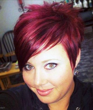 Funky Short Pixie Hairstyles