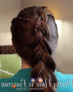 Easter Braid Hairstyles