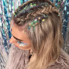 Glitter Ponytail Hairstyles For Concerts And Parties (Photo 3 of 25)