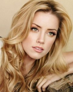 Amber And Gold Blonde Hairstyles
