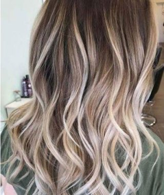 Light Brown Hairstyles With Blonde Highlights