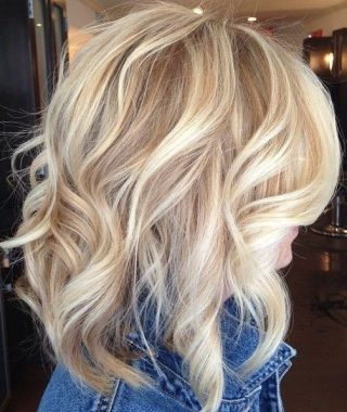 Buttery Blonde Hairstyles