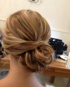Wedding Hairstyles For Long Hair With Side Bun