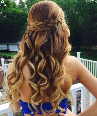 8Th Grade Graduation Hairstyles For Long Hair