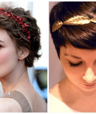 Pixie Hairstyles With Headband