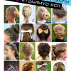 Braided Gymnastics Hairstyles (Photo 2 of 15)