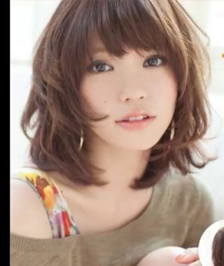 Short Haircuts For Asian Girl