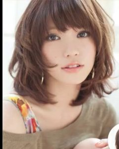 Short Hairstyles For Asian Girl