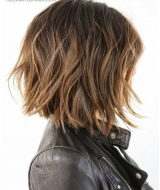 Thick Longer Haircuts With Textured Ends