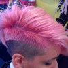 Hot Pink Fire Mohawk Hairstyles (Photo 15 of 25)