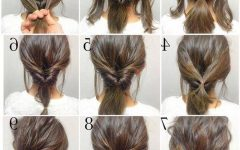 Easy Hair Updo Hairstyles