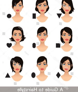 Short Haircuts For Different Face Shapes