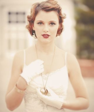 Wedding Hairstyles For Short Hair And Round Face