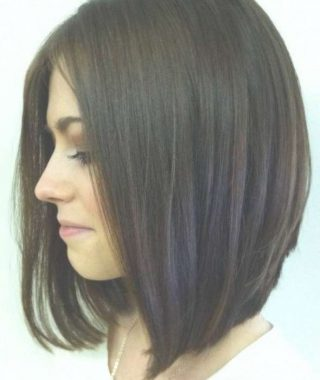 Shoulder Bob Haircuts