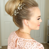 High Bun Hairstyles With Braid (Photo 16 of 25)