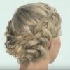 Dutch Braid Bun Hairstyles (Photo 23 of 25)
