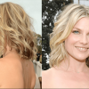 Brunette Feathered Bob Hairstyles With Piece-Y Bangs (Photo 19 of 25)