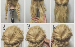 Easiest Updo Hairstyles For Long Hair