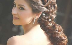 Indian Wedding Medium Hairstyles