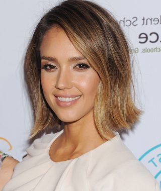 Jessica Alba Short Haircuts