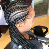 Chunky Cornrows Hairstyles (Photo 10 of 15)