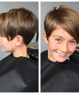 Kids Pixie Hairstyles