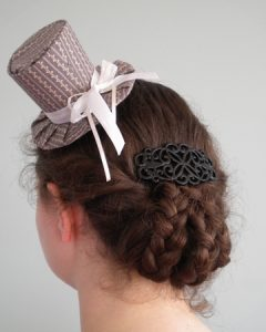 Braided Victorian Hairstyles