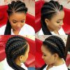 Thick Cornrows Braided Hairstyles (Photo 12 of 25)