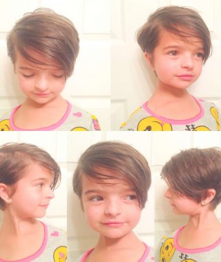 Pixie Hairstyles For Little Girl