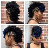 Dreadlocked Mohawk Hairstyles For Women (Photo 4 of 25)