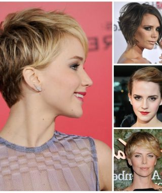 Long To Short Pixie Hairstyles