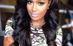Quick Weave Long Hairstyles