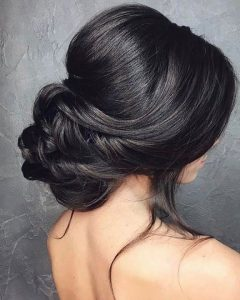 Wedding Low Bun Bridal Hairstyles